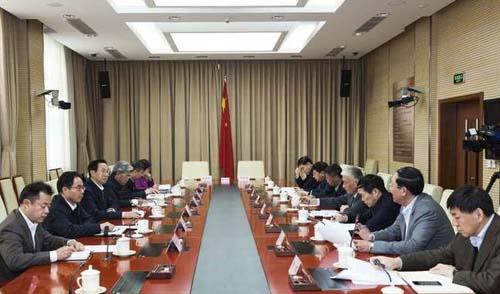 农业部与科技部开展农业科技工作会商并签署战